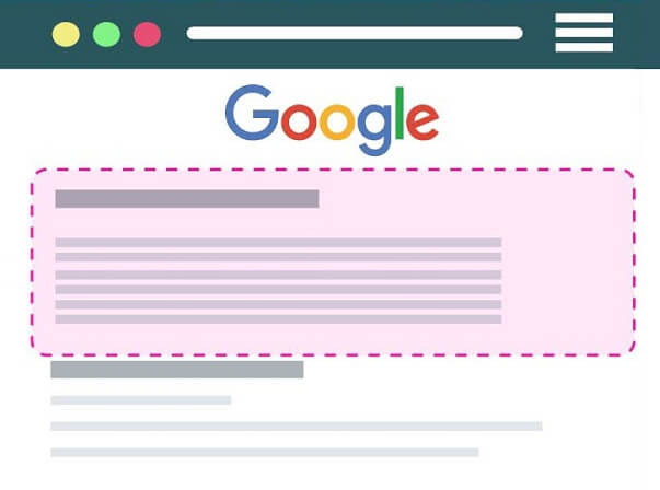 Featured Snippet Illustration